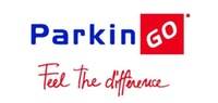 Logo ParkinGO Feel the Difference